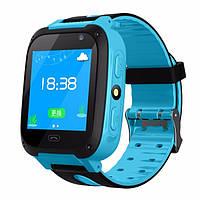 Детские умные часы S4 с функцией телефона - Blue