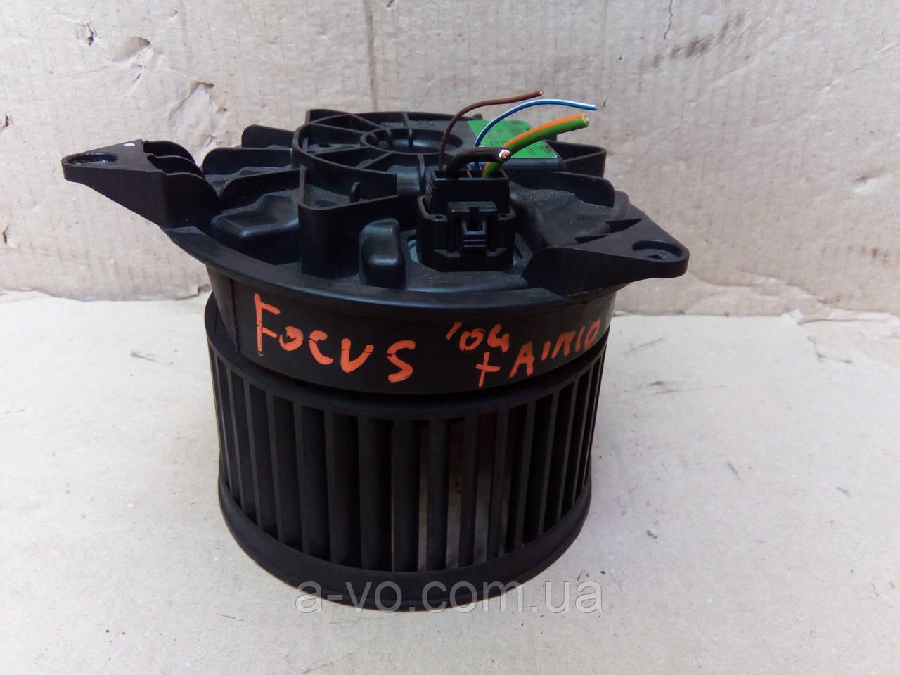 Вентилятор моторчик печки Ford Focus 1 Mondeo 3, 1S7H-18456-AD, 1S7H-18456-AC, 1S7H18456AD, 1S7H18456AC