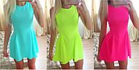 """Красивое летнее платье в стиле """"Бэби-долл"""""""