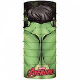 Бафф Original Buff Superheroes Avengers hulk (Junior), фото 2