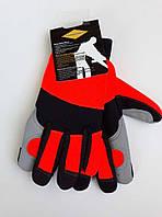 Перчатки рабочие  со вставками спандекса  Diamondback размер М