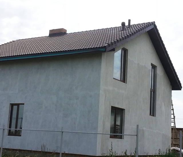 Вентиляция дома (фановая труба и вентиляция санузлов).
