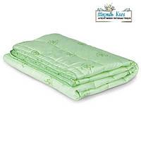Одеяло бамбуковое полуторное 150 х 215 см Легкое одеяло Тонкое одеяло Демисезонное Одеяло в сумке