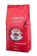 Кофе натуральный жареный в зернах Lu've Vending Exclusive 1кг