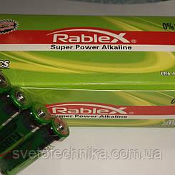Rablex LR06  АА 1.5v(Super Power Alaline) щелочная батарейка