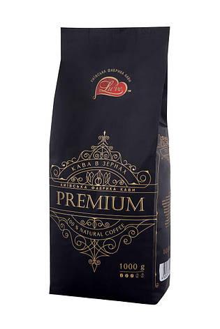 Кофе в зернах Lu've PREMIUM / Лю'вэ ПРЕМИУМ 1 кг, фото 2