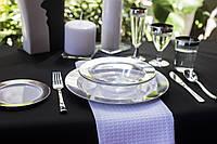 Пластиковые многоразовые тарелки глубокие для детского праздника, дня рождения CFP 6 шт 300 мл, фото 1