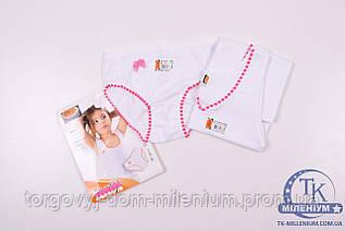 Комплект для девочки трикотажный рост 140 (майка+плавки) Like 3331