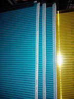 Поликарбонат сотовый 4 мм бирюзовый , фото 1