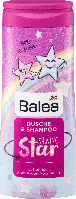 Детский гель для душа и шампунь Balea Shining Star Блестящая звезда, 300мл