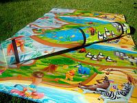 Детский игровой развивающий коврик OSPORT Мадагаскар 120x200см (FI-0091)