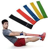 Комплект резинок для фитнеса Doolland