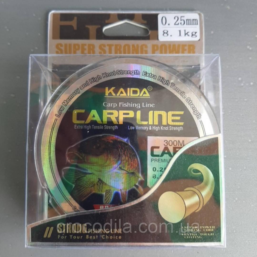 Леска Kaida (Weida) Carp Expert 300м.