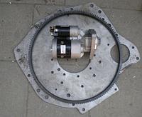 Комплект переоборудования трактора МТЗ с пускача ПД-10 на стартер (венец, стартер, плита)
