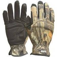 Камуфляжные перчатки XL, легкий вес, фото 1