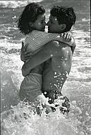 Постер Счастливая пара (black&white), 40.6х50.8 см