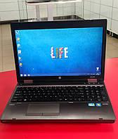 """Ноутбук HP ProBook 6560b 15.6"""" Intel Core i5 2.3 GHz 4 GB RAM 320 GB HDD Silver Б/У"""