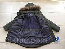Куртка зимняя на мальчика, возраст 5-10 лет., фото 3