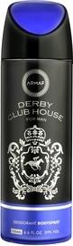 Парфюмированный дезодорант мужской Derby Club House 200ml