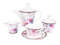 Фарфоровый чайный набор Камелия Lefard 935-005