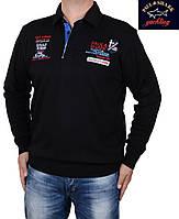 Свитер мужской Paul Shark (Пол Шарк) , качественный мужской свитер-поло.