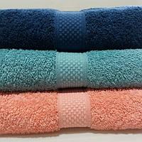 Банное полотенце 70Х140 плотность 550г  баня лицо сауна кухня