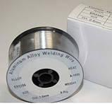 Сварочная проволока Алюминиевая ER4043 (ALSi5)  0.8мм. на 1кг, фото 2