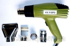 Фен промисловий Eltos ФП-2100, фото 2