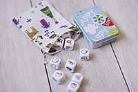 """Настольная игра """"Кубики историй"""" (аналог Rory's Story Cubes)"""