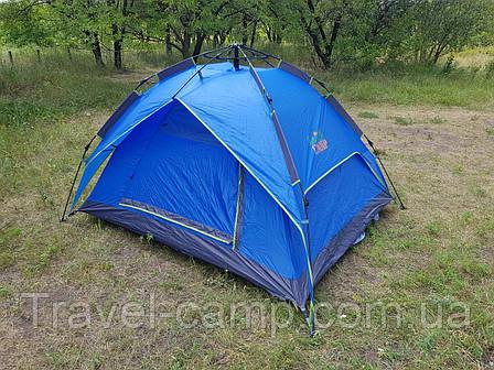 Палатка 3-х местная Green Сamp 1831, фото 2