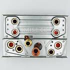 Гідравлічна пластина теплообмінника Vaillant 178965 0020020014 turboTEC atmoTEC ecoTEC, фото 4