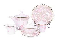 Чайный сервиз Виллари Lefard с десертными тарелками 935-014