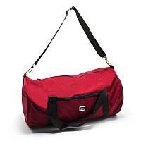 Дорожная и спортивная сумка красная
