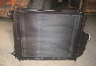 Сердцевина радиатора МТЗ 4-х рядный (алюминиевый)
