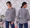 Рубашка женская с принтом