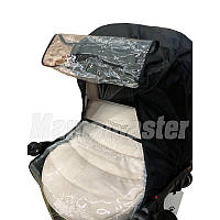 Дождевики комбинированные на коляски люльки