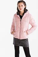 Весенняя куртка для девочки розовая C&A Германия Размер 170