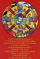 Постер Колесо медицины, 40.6х50.8 см