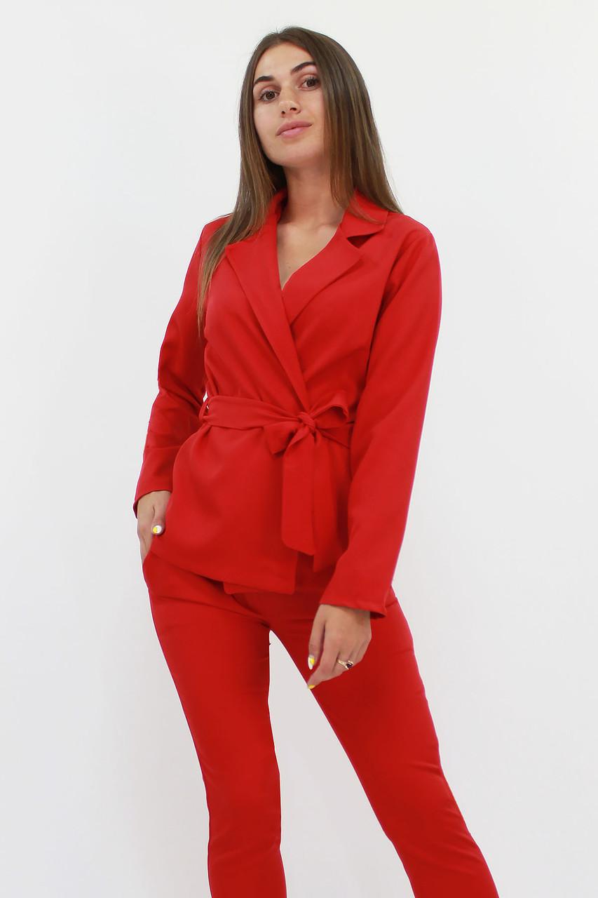 S, M, XL / Молодіжний жіночий костюм Astrid, червоний