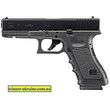 Пневматичний пістолет Umarex Glock 17 (CO2, Kal. 4,5 mm, BB) BlowBack