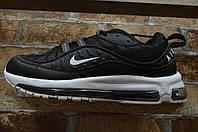 7003-Мужские кроссовки Nike/2019 сетка.чёрный, фото 1