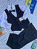 Костюм на мальчика, темно синий, р. 9-12 лет
