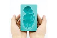 Молд  младенец большой, фото 1