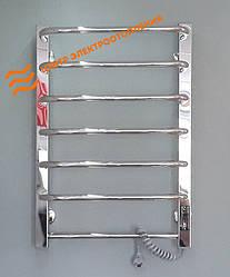 Электрический полотенцесушитель Flyme Classic–7 (терморегулятор + таймер) правый