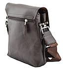 Мужская сумка POLO Videng Mini Dark Brown, фото 3