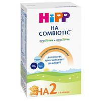 Детская сухая гипоаллергенная молочная смесь HiPP НА Combiotic 2 350 гр.