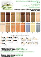 Изготовление МДФ фасадов и дверных накладок