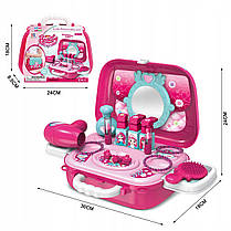 Набор детской декоративной косметики для девочек в виде сумочки муляж Beauty Set, фото 2