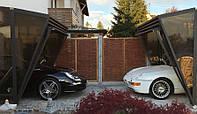 """Сборный складной навес - гараж для авто """"AluBox Avto - 1"""""""