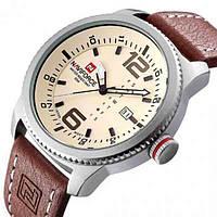 Мужские часы Naviforce 1257 White